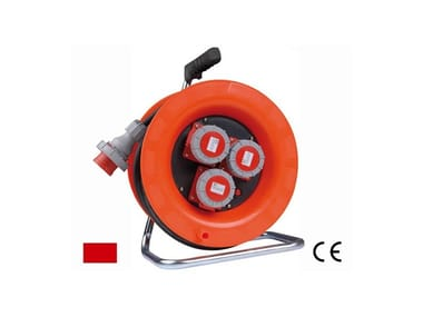 Avvolgicavo industriale AVVOLGICAVO IP67 400 V