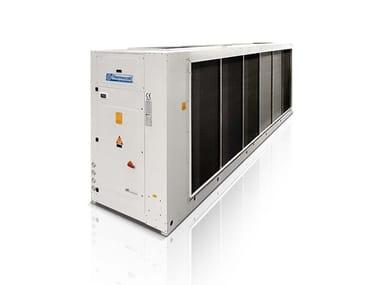 Air/water heat pumps AWC HP EA