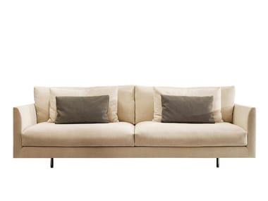 Upholstered fabric sofa AXEL XL | Sofa
