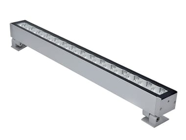 Aluminium Outdoor linear profile AXIO