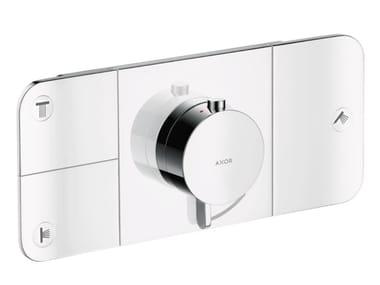 Modulo termostatico ad incasso per 3 utenze AXOR ONE