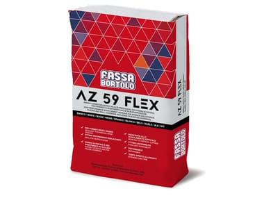 Superadesivo monocomponente a buona elasticità AZ 59 FLEX