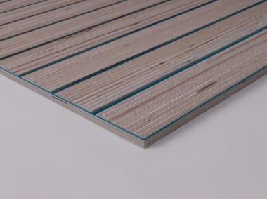 Pannelli acustici in legno e feltro Acustico - Feltro di lana rigido