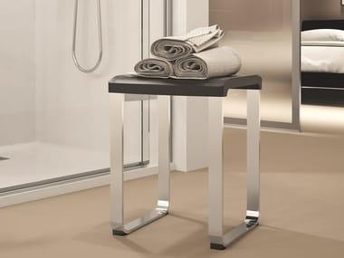 Sgabello per bagno in acrilico Sgabello per bagno