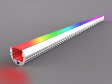 Profilo per illuminazione lineare Any Mode Round Series
