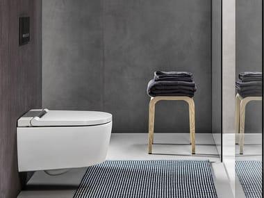 Wall-hung toilet with bidet AQUACLEAN SELA
