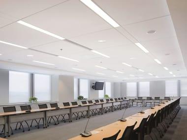 Acoustic ceiling panels TechZone TM