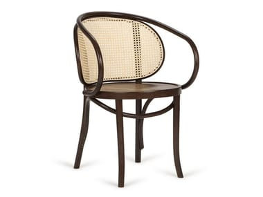Beech chair with armrests B 1890