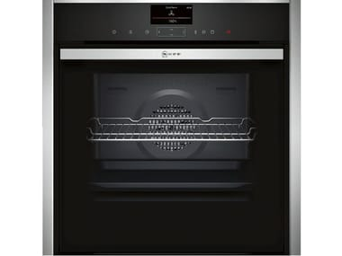 Combi- built-in electric stainless steel oven Class A + B57VS22N0   Oven Class A +