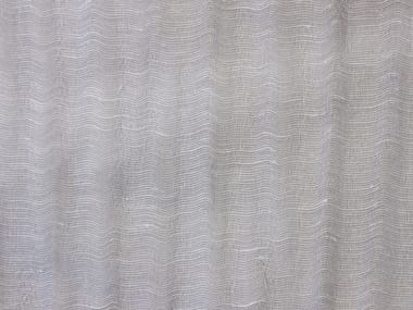 Reversible fabric with graphic pattern BABEL