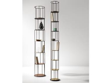 Libreria modulare in metallo BABELE