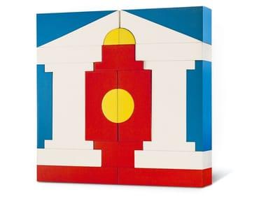 Polyurethane game BABY-LONIA