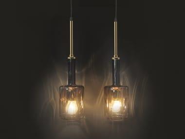 Murano glass pendant lamp BABYLON
