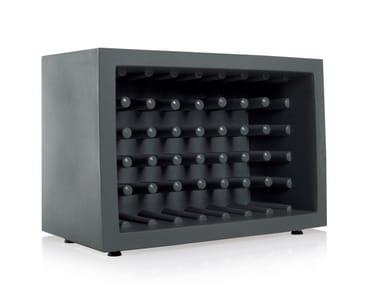Polyethylene bottle rack BACHUS