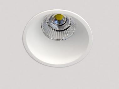 LED round recessed spotlight BACK