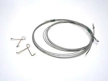 Special fixing for insulation BAFFLE SUSPENSION SYSTEM KIT