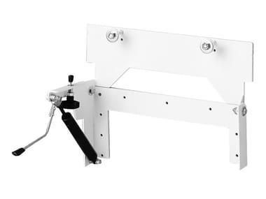 Meccanismo di inclinazione pneumatico BAGNOSICURO®-130 | Sistema di fissaggio e supporto per impianto