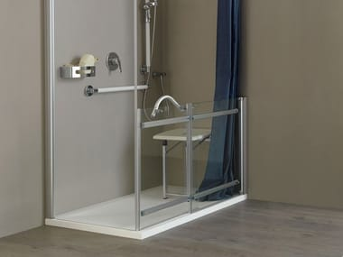 Douche accessible BAGNOSICURO | Douche accessible