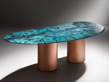 Table en cuivre BAIA
