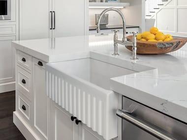 Single ceramic sink BAKE