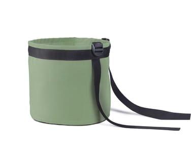 Textile fibre vase BALCONY POT (10L)