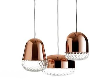 Glass pendant lamp BALLOTON | Pendant lamp