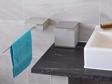 Concrete hand towel dispenser BALNEOS | Hand towel dispenser