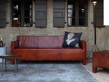 BALTIMORA | Leather Sofa