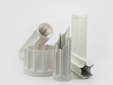Ceramic vase BAMBÙ