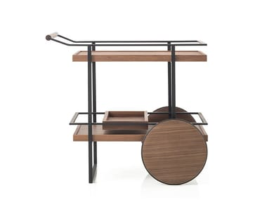 Wooden drinks trolley JAMES | Drinks trolley