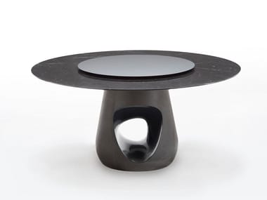 Round marble table BARBARA | Marble table