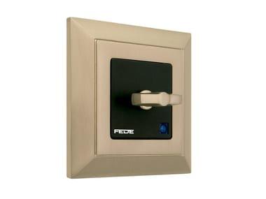 Brass wiring accessories BARCELONA