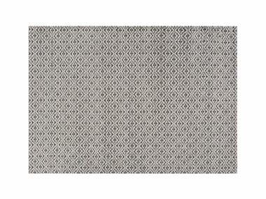 Patterned wool rug BARI