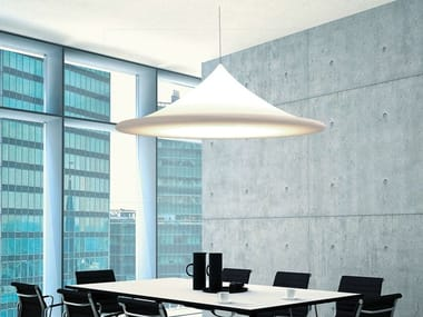 LED PVC pendant lamp BARRISOL® CASTIGLIONI