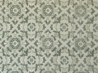Jacquard fabric with graphic pattern BARROK FR