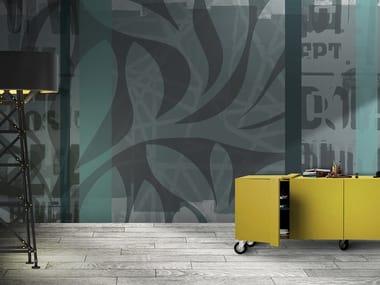 Papel de parede lavável panorâmico de vinil BARTENDER / SPRITZ