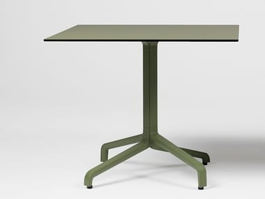 Aluminium table base BASE FRASCA MAXI FIX