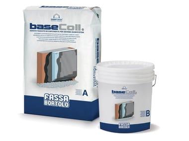 Adesivo e rasante impermeabilizzante bicomponente cementizio BASECOLL