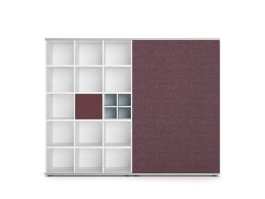 Shelf system BASIC S   Open office shelving