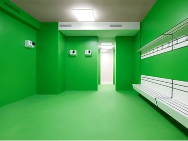 Resin wall/floor tiles IPM AQUAPERM CERMIX