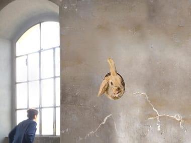 Waterproof wallpaper BASIL DES MURS