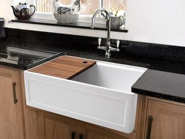 Single ceramic sink BASK | Sink