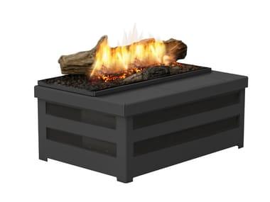 Bioethanol fireplace BASKET FIRE LOGS MINI