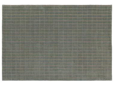 Handmade rectangular rug BASKET