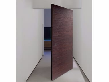 Wooden pivot door BD16 | Pivot door