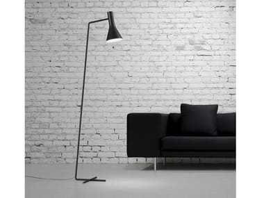 Lampada da terra a LED orientabile in metallo BE GOOD | Lampada da terra