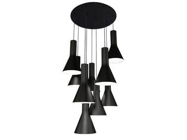 Lampada a sospensione a LED in metallo BE GOOD | Lampada a sospensione