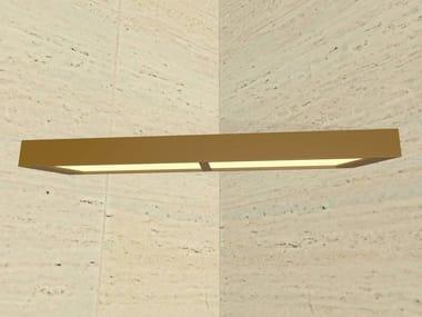 LED direct light aluminium wall lamp BEAM WALL 90