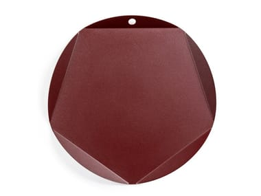 Round steel tray BEAULIEU | Round tray