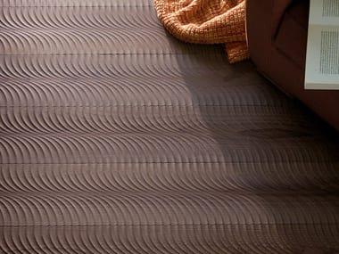 Beech wall/floor tiles BEECH VULCANO DUNA - MILLED/WHITE